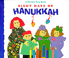 Eight days of Hanukkah : a holiday step book