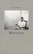 Writings = Schriften