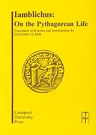 On the Pythagorean life
