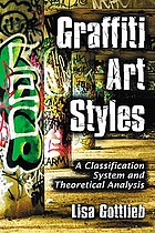Graffiti art styles : a classification system and theoretical analysis