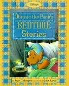 Disney's Winnie the Pooh's bedtime stories