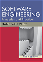 Software engineering : principles and practice