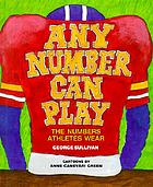 Any number can play the numbers athletes wear