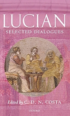 Lucian, selected dialogues