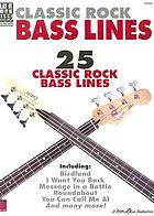 Classic rock bass lines