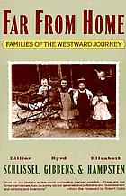 Far from home : families of the westward journey