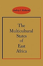 The multicultural states of East Africa