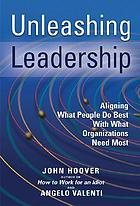 Unleashing leadership : aligning what people do best with what organizations need most