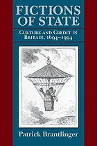 Fictions of state : culture and credit in Britain, 1694-1994