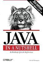 Java in a nutshell : manuel de référence pour Java (JDK 1.2 et 1.3)