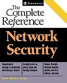 Network security : the complete reference