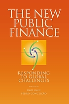 The new public finance : responding to global challenges