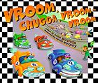 Vroom, chugga, vroom-vroom
