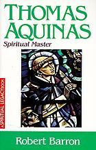 Thomas Aquinas : spiritual master