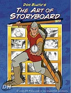Don Bluth's : the art of storyboard