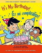 It's my birthday = &iexcl;Es mi cumpleanos