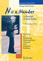 N is a number a portrait of Paul Erdʺos