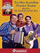 Tex-Mex accordion : practice session