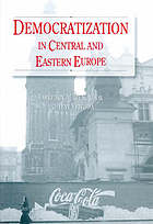 Democratization in Central and Eastern Europe
