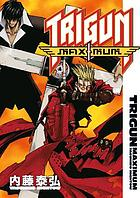 Trigun maximum : deep space planet future gun action!!