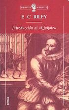 """Introducción al """"Quijote"""""""