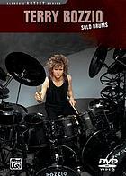 Terry Bozzio, solo drums