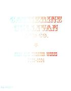 Catherine Sullivan and Co. : film and theater works, 2002-2004