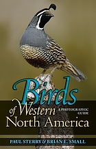 Birds of Western North America : a photographic guide