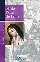 Santa Rosa de Lima : Rosa de Lima, Rosa de América
