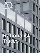 Rationalist traces