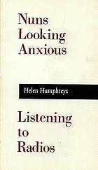 Nuns looking anxious, listening to radios