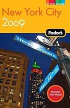 Fodor's 2009 New York City