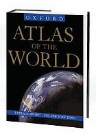 Atlas of the worldAtlas of the world