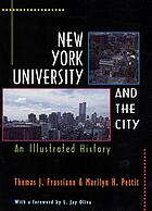 New York University and the city : an illustrated history