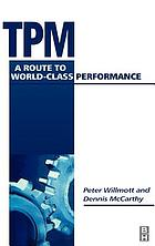 TPM a route to world-class performance