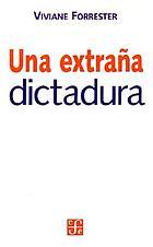 Une Etrange dictature