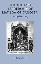 The military leadership of Matilda of Canossa, 1046-1115