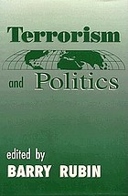 Terrorism and politics