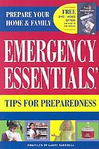 Emergency Essentials' tips for preparedness