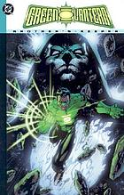 Green Lantern, brother's keeper
