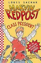 Marvin Redpost, class president