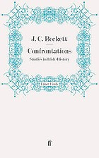 Confrontations: studies in Irish history