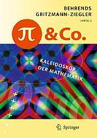 Pi und Co Kaleidoskop der Mathematik