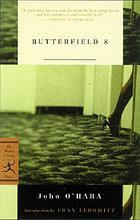 BUtterfield 8, a novel