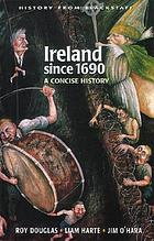 Ireland since 1690 : a concise history