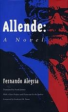 Allende : a novel