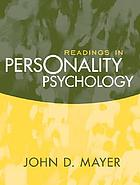 Readings in personality psychology