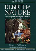 Audubon perspectives : rebirth of nature : a companion to the Audubon television specials