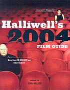Halliwell's film guide 2004