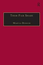 Their fair share : women, power, and criticism in the Athenaeum, from Millicent Garett [sic] Fawcett to Katherine Mansfield, 1870-1920